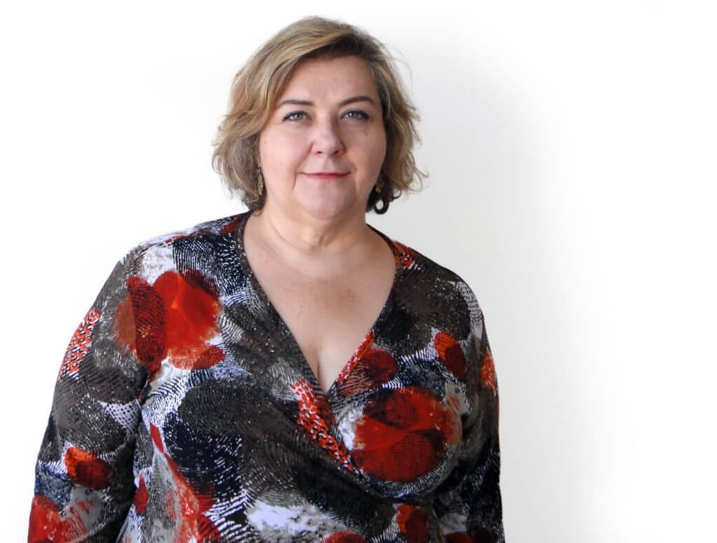 Atriz Eliana Fonseca